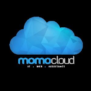 momocloud logo